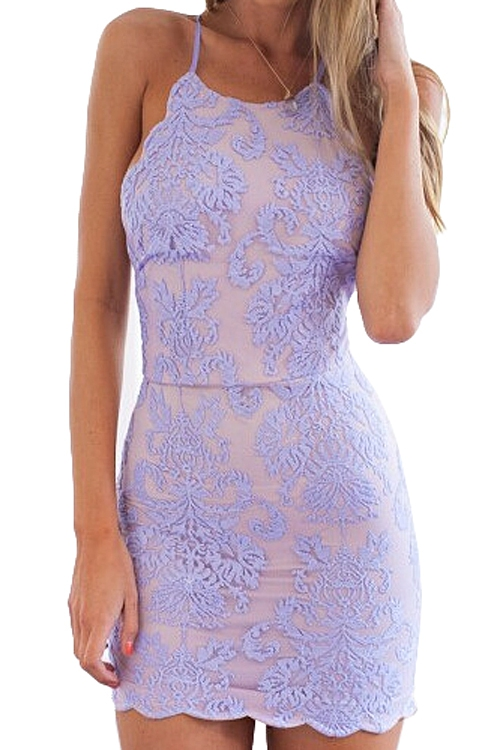 ed780acddcd Charming Prom Dress,Lavender Prom Dress,Short Homecoming Dress,Lace  Homecoming Dresses,Backless Party Dress