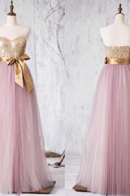 Sweetheart A-Line Prom Dresses,Long Prom Dresses,Cheap Prom Dresses, Evening Dress Prom Gowns