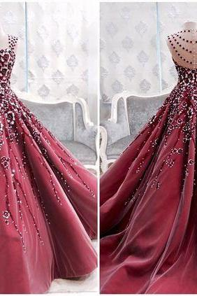 Prom Dresses,Evening Dress,Party Dresses,Prom Gown,Prom Dresses,Burgundy Evening Gowns,Party Dresses,Burgundy Evening Gowns,Ball Gown Formal Dress,Evening Gowns For Teens
