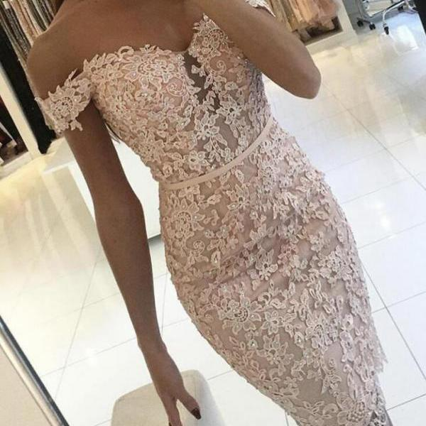 Homecoming Dress,Short Prom Party Dress,Lace Homecoming Dress,Mini Dress, Cocktail Dresses Sheath Short,Sexy Lace Dress