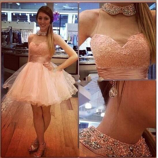 Halter Prom Dress,Beaded Prom Dress,Fashion Homecoming Dress,Sexy Party Dress