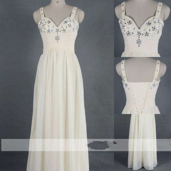 New Arrival Chiffon Evening Dress,Sexy Backless Evening Dress,Sexy Prom Dresses,Formal Gowns